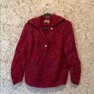 Hand knit Vintage sweater!